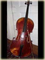 Cello with Bow