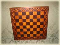 Inlaid Checkerboard